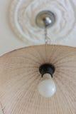 Lampa som hänger från taket Arkivfoton