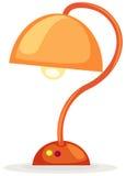 lampa stół Obrazy Royalty Free