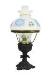 lampa stół Obraz Royalty Free