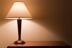 lampa stół Zdjęcia Stock