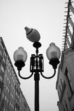 lampa stara Fotografia Stock