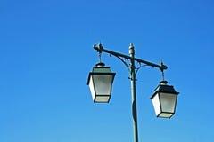 lampa stara Obrazy Royalty Free