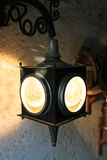 lampa stara fotografia royalty free
