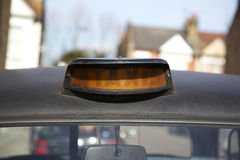 lampa taxar arkivfoto