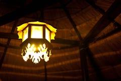 Lampa Thailand Royaltyfri Fotografi