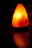 lampa trästylized tabell Arkivfoton