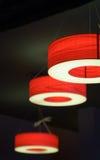 lampa tre Arkivfoto