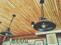 Lampa vägg, modell, inre som är härlig arkivfoton
