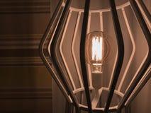 Lampa w hotelu Zdjęcia Stock