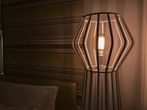 Lampa w hotelu Zdjęcia Royalty Free
