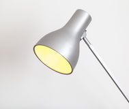 Lampa z żarówką Obraz Stock
