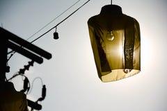 Lampada Fotografia Stock Libera da Diritti