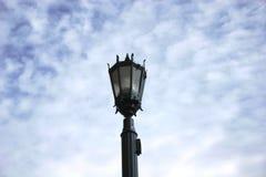 Lampada antiquata Fotografia Stock