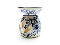 Lampada aromatica Fotografia Stock