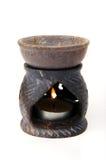 Lampada aromatica Fotografie Stock
