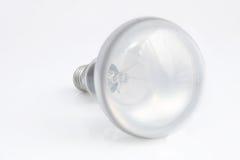 Lampada bianca Fotografia Stock Libera da Diritti