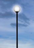 Lampada circolare luminosa. Fotografie Stock Libere da Diritti