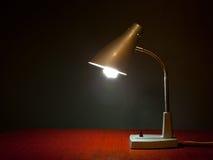 Lampada da tavolo Fotografia Stock