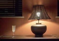 Lampada da tavolo Fotografia Stock Libera da Diritti