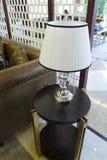 Lampada da tavolo Fotografie Stock Libere da Diritti
