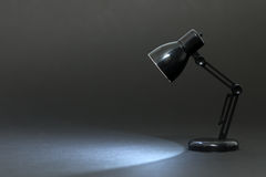Lampada da tavolo Immagini Stock Libere da Diritti