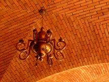 Lampada del soffitto Fotografie Stock