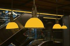 Lampada del soffitto Fotografia Stock