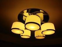 Lampada del soffitto Immagini Stock