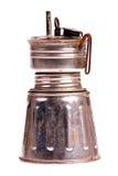 Lampada dell'acetilene Fotografie Stock