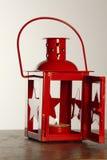 Lampada della candela Fotografie Stock