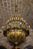 Lampada della chiesa Immagine Stock