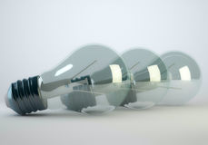 Lampada della lampadina Immagini Stock Libere da Diritti