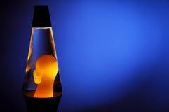 Lampada della lava Fotografia Stock
