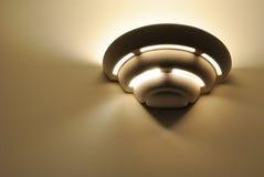Lampada della parete Fotografie Stock