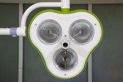lampada della sala operatoria fotografia stock libera da diritti