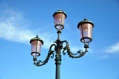 Lampada della strada Fotografia Stock
