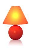 Lampada della Tabella Fotografie Stock