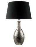 Lampada della Tabella isolata Fotografia Stock