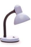 Lampada della Tabella, isolata Fotografia Stock Libera da Diritti