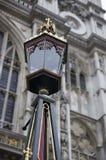 Lampada della torretta Fotografia Stock Libera da Diritti