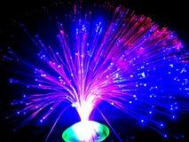 Lampada di energia Fotografie Stock