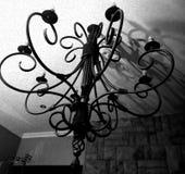 Lampada di Goth fotografia stock
