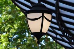 Lampada di libertà Fotografia Stock