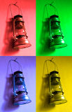 Lampada di schiocco Fotografia Stock Libera da Diritti