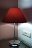 Lampada di scrittorio Fotografia Stock
