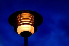 Lampada di via Fotografie Stock