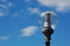 Lampada di via Fotografia Stock