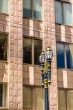 Lampada di via di San Francisco fotografia stock
