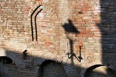 Lampada e lanterna Fotografie Stock Libere da Diritti