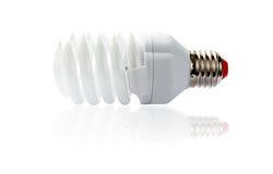 Lampada economizzatrice d'energia Immagini Stock